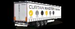 Curtain semi-trailers