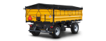 2-axle trailers