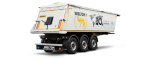 Tipper semi-trailers