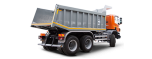 Rigid bodies and tipper trailers